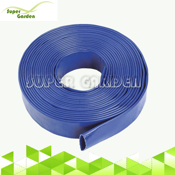 Water discharge Irrigation System PVC Layflat  water pump Hose