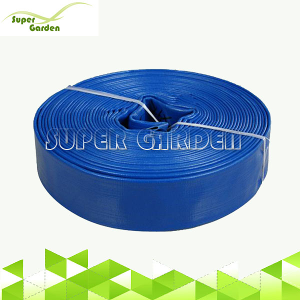 Agriculture water supply system PVC Layflat Water Pump Irrigation Discharge Hose