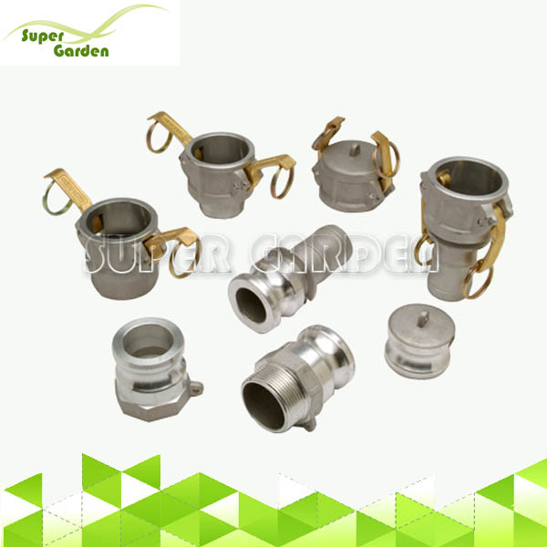 Stainless steel Camlock Quick coupling