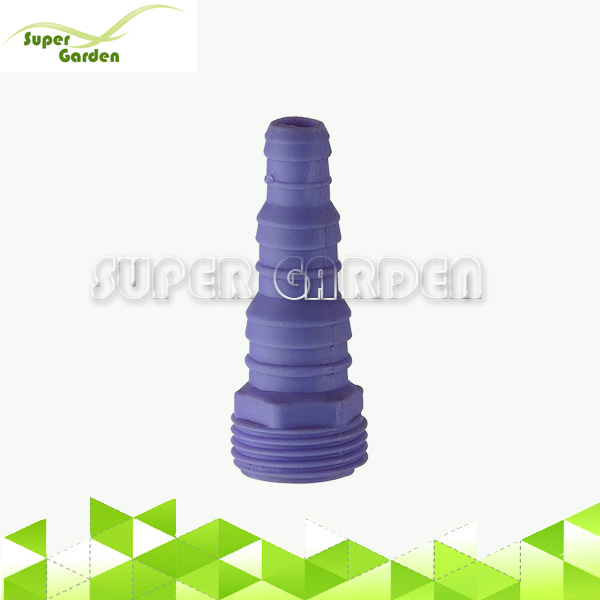 garden hose impact sectional durable plastic adaptor