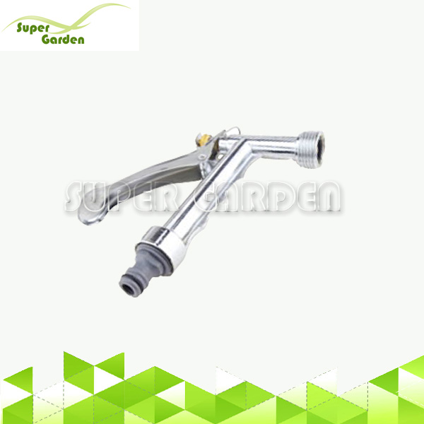 Metal Rear Trigger Garden nozzle water spray