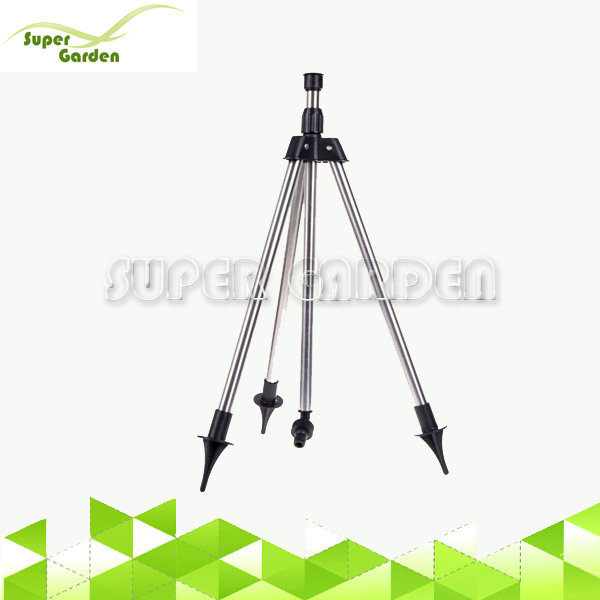 Garden Lawn Watering irrigation Tripod Impact Sprinkler Support stand
