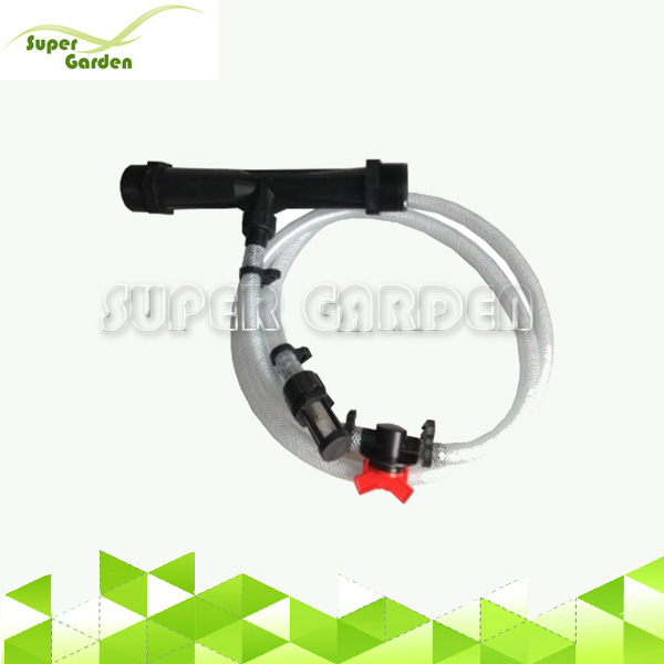 High quality drip irrigation venturi fertilizer injector for Farm Fertilization