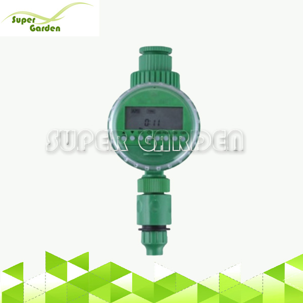 Durable Electronic LCD Water Timer Automatic Garden Irrigation Program Sprinkler Control Timer