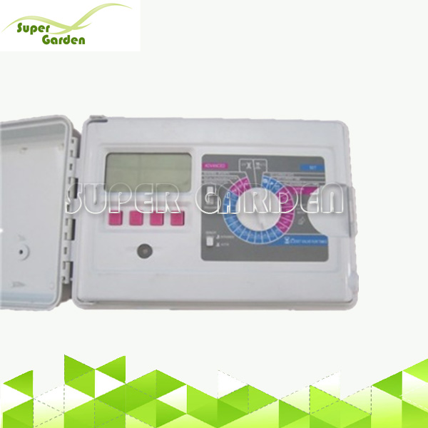 Automatic Digital Electronic Water Timer System Garden Irrigation Watering Timer Controller