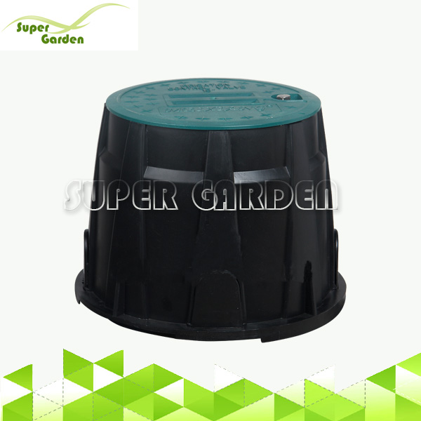 10 inch Jumbo Valve Box with Overlapping Cover