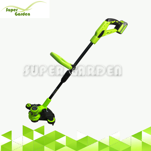 18V garden toools Li-ion cordless grass trimmer