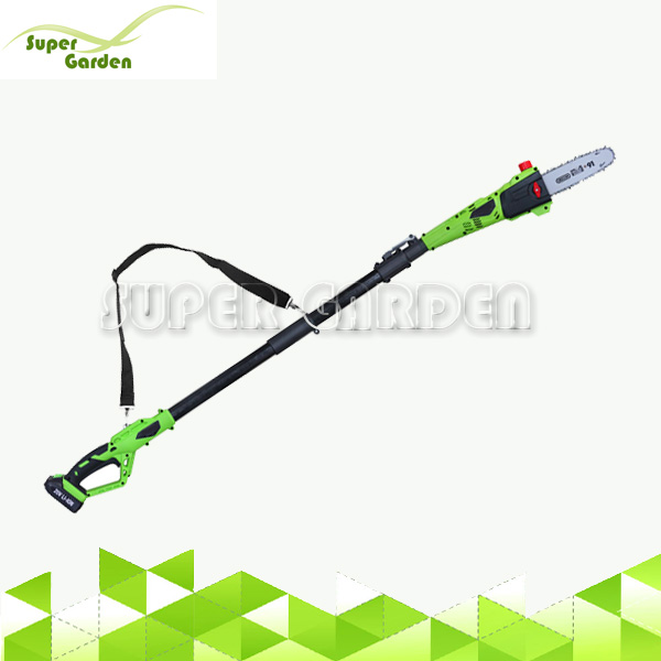 18V power tool li-ion battery cordless pole chain saw