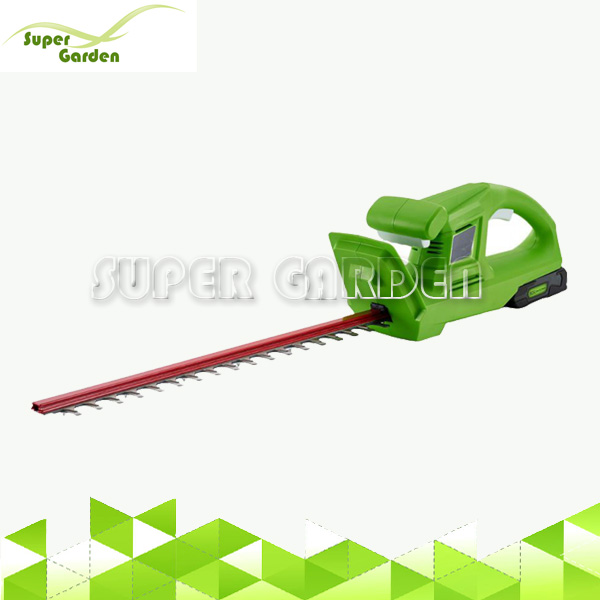24V garden power Li-ion cordless hedge Trimmer