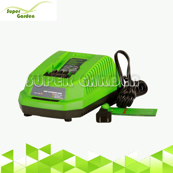 40V Li-ion Battery Charger for Garden Electric Tools
