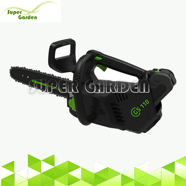 Powerful 40V lithium professional chainsaw for wood cutting