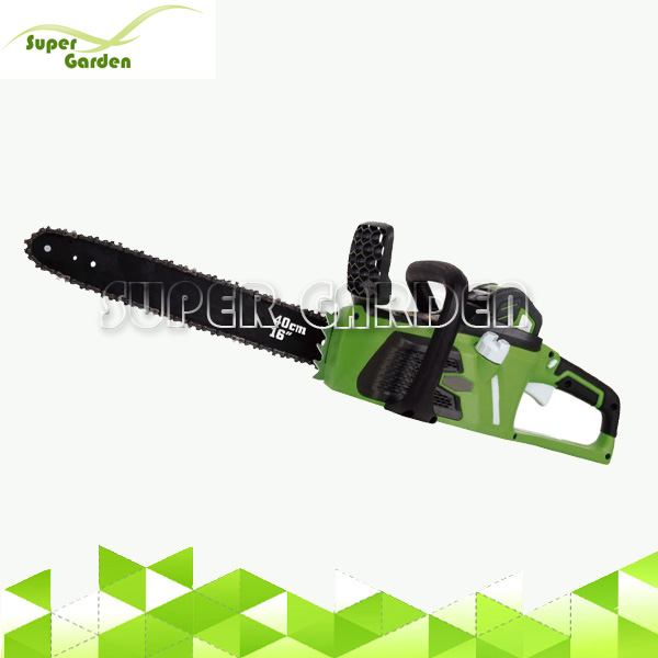 Powerful Brushless 40V Lithium Cordless Battery Chainsaw