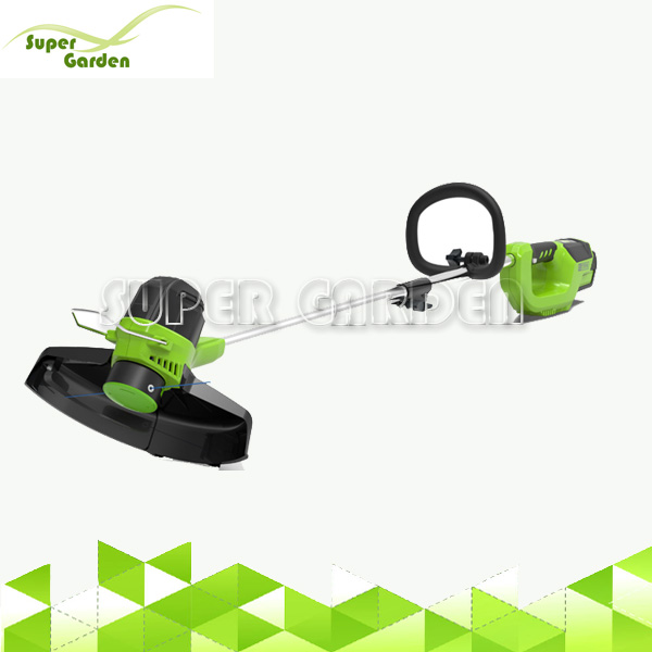 40V Li-ion electric battery string trimmer brush cutter grass trimmer