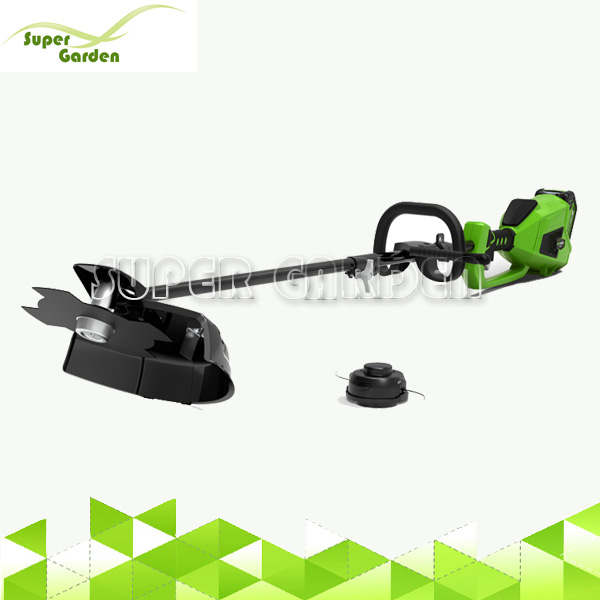 40V Garden Power Li-Ion Tools Cordless Grass Trimmer Brush Cutter