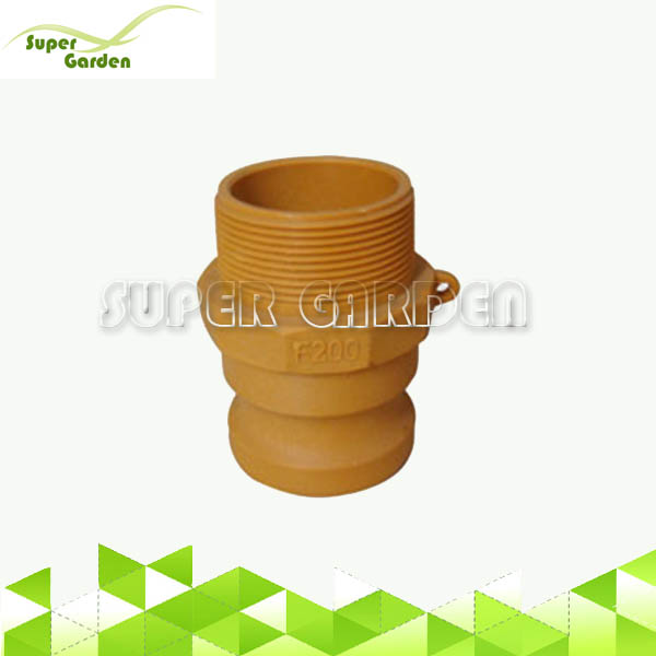 Nylon Camlock Fittings Type F Camlock Irrigation Accessories