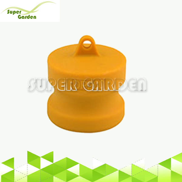Type DP Nylon camlock coupling pipe fittings Dust Plug