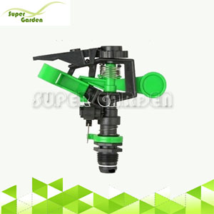 1/2 inch Agriculture Water Irrigation system adjustable plastic sprinkler